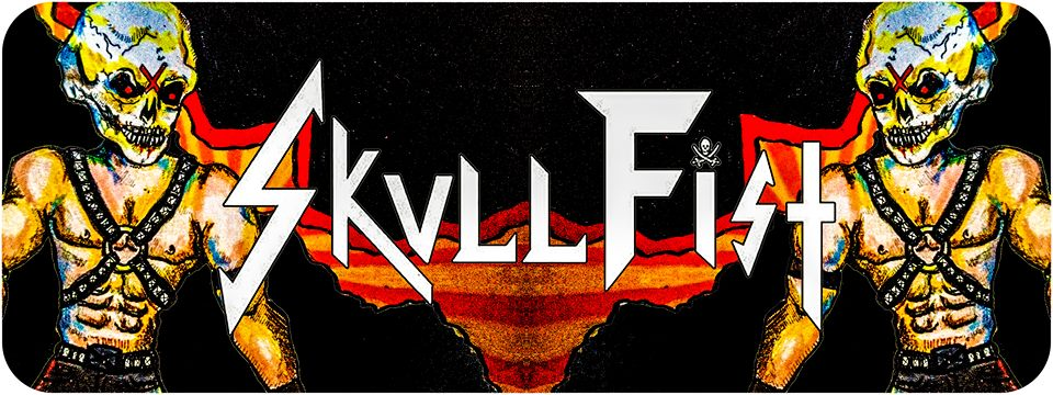SKULL FIST – HEAD OF THE PACK – REVIEW