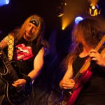 Taberah supporting Hammerfall - 13 Oct 2015