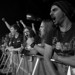 Fans Ready for Hammerfall to appear